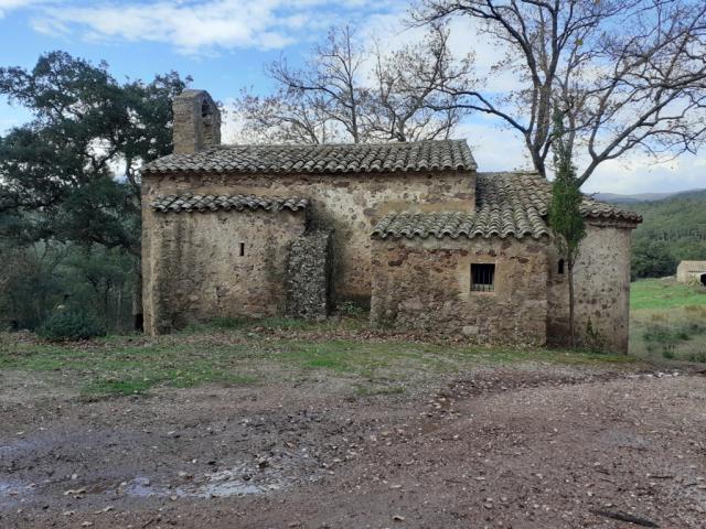 Ermitage de St Esteve de Liop Darnius