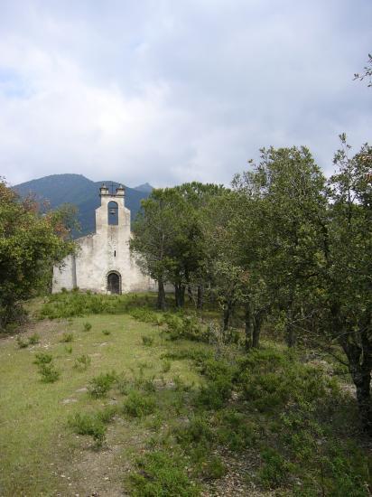 La chapelle Saint Pierre