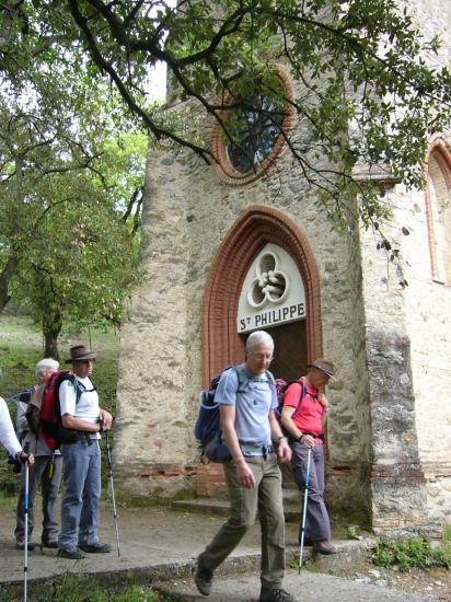 La chapelle Saint Philippe