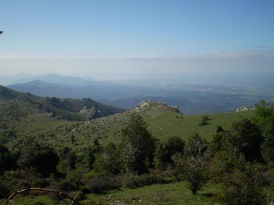 Vue du Roussillon